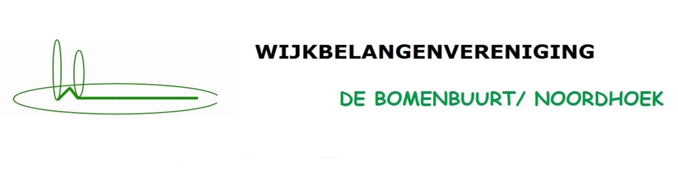 Wijkbelangenvereniging Bomenbuurt - Noordhoek Logo